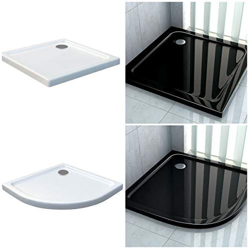 50mm Duschtasse aus Sanitär-Acryl