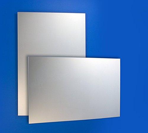 Bricode Süd Wandspiegel mit Montagematerial Spiegel Rahmenloser Wandspiegel Ohne Licht