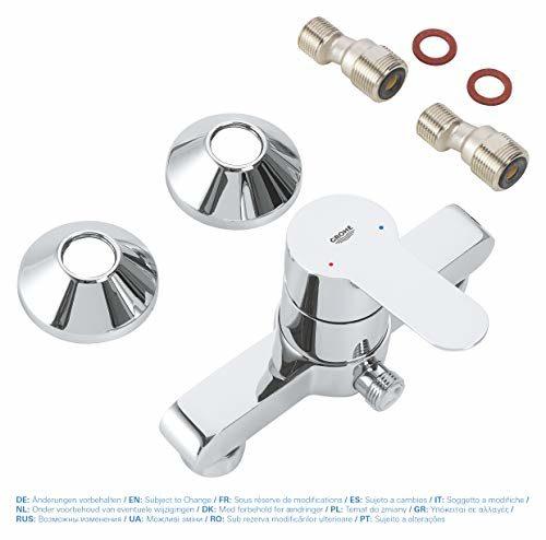 GROHE BauEdge | Brause-und Duschsysteme - Brausebatterie