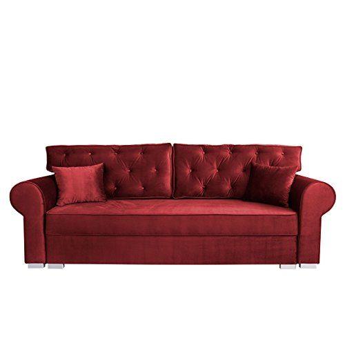 Mirjan24  Schlafsofa Monaco Pic 3, Bettkasten, Schlafcouch, Sofa mit Bettkasten, Couch, Wohnzimmer, Polstersofa, Sofagarnitur, Wohnlandschaft, Polstergarnitur, Modern Still