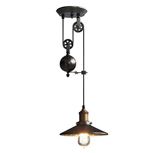 NIUYAO Wandleuchten Wandlampe Lampenschirm Kronleuchter Beleuchtung Innenbeleuchtung Retro Industrie