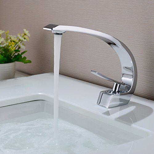 Waschtischarmatur Wasserhahn Chrom