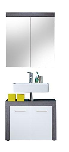 trendteam smart living Badezimmer Hochschrank