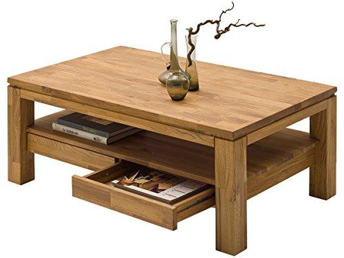 """Couchtisch Holztisch Wohnzimmertisch Sofatisch Tisch aus Massivholz """"Gordon II"""""""