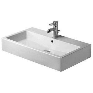 Duravit Waschbecken Vero–Vero 80cm Arbeitsplatte Design Weiß