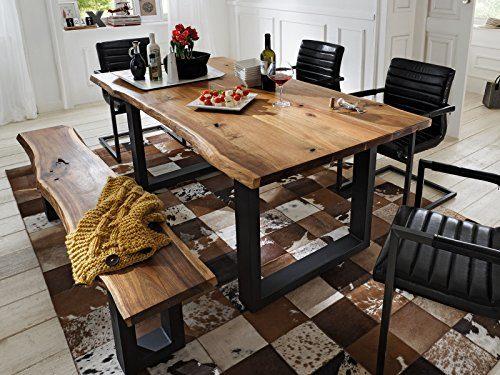"""Esszimmertisch Esstisch Küchentisch Tisch Massivholztisch Holztisch """"Marry I"""""""