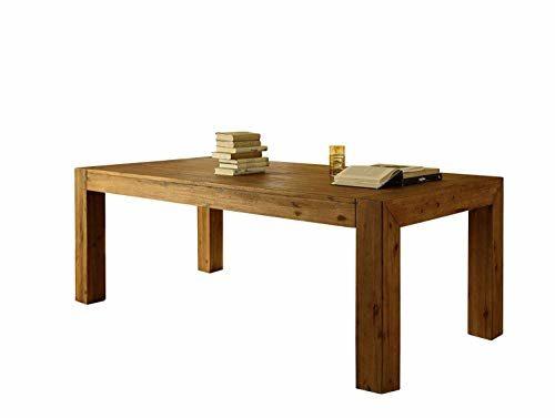 Florenz Esszimmertisch 180x90cm / Esstisch / Tisch / Holztisch / Massivholz - Akazie