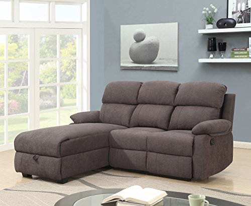 HTI-Line Polsterecke Weimar Links Couch Sofa