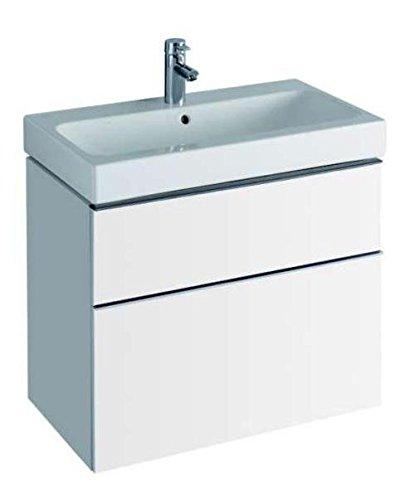 Keramag Waschbecken iCon 75x48,5cm weiß(alpin)