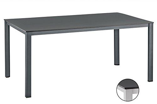 Kettler 0301821-1000 Lofttisch 160 x 95 x 72 cm