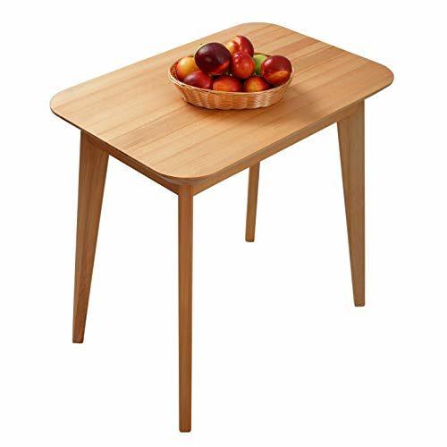 Krokwood Paris Massivholz Esstisch in Buche FSC100% massiv Beistelltisch geölt Buchenholz Esszimmertisch Küche praktischer Küchentisch Holztisch vom Hersteller