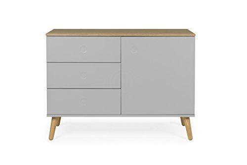 Tenzo Dot Designer Sideboard Holz