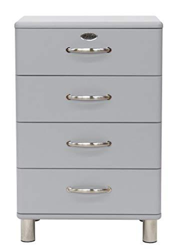 Tenzo Malibu - Designer Kommode 92 x 60 x 41 cm, MDF Lackiert