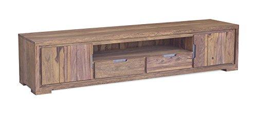 Main Möbel Lowboard 205cm Indian Summer Sheesham
