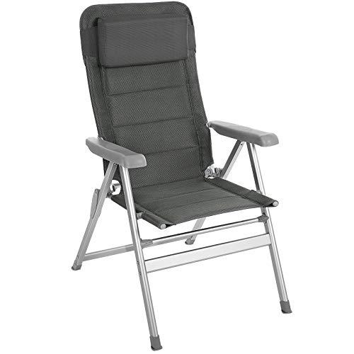 SONGMICS Sonnenliege Relax-Liegestuhl für Garten, Balkon, Terrasse, Camping, Strand