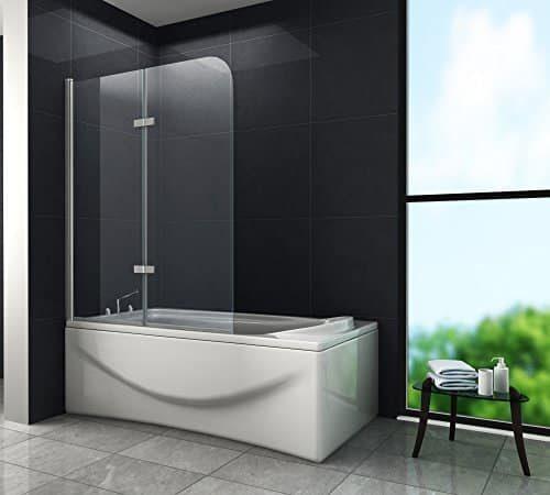 Duschtrennwand BREASE (Badewanne)