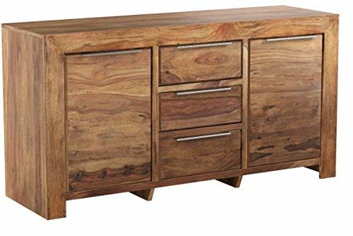 Invicta Interior 22686 Sideboard Lagos 140cm, Sheesham