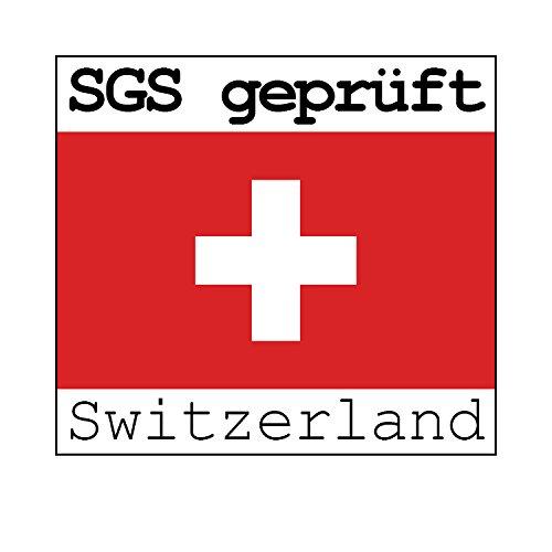 Albatros Freischwinger Murano, SGS geprüft